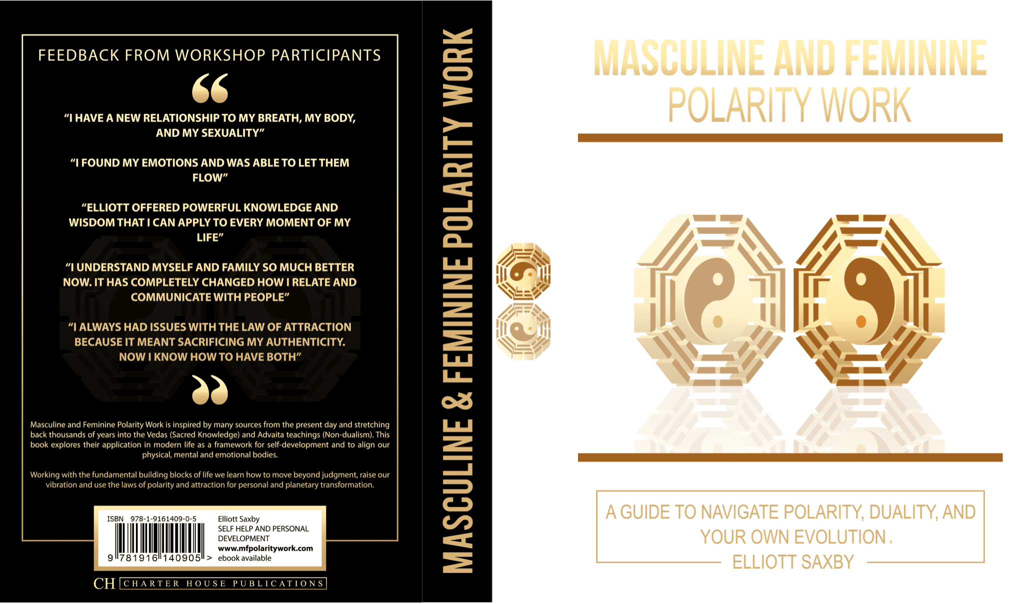 Masculine & Feminine Polarity Work