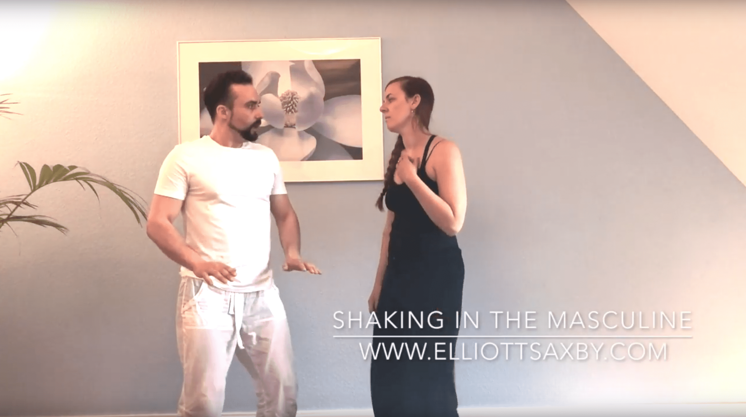 Shaking in the masculine
