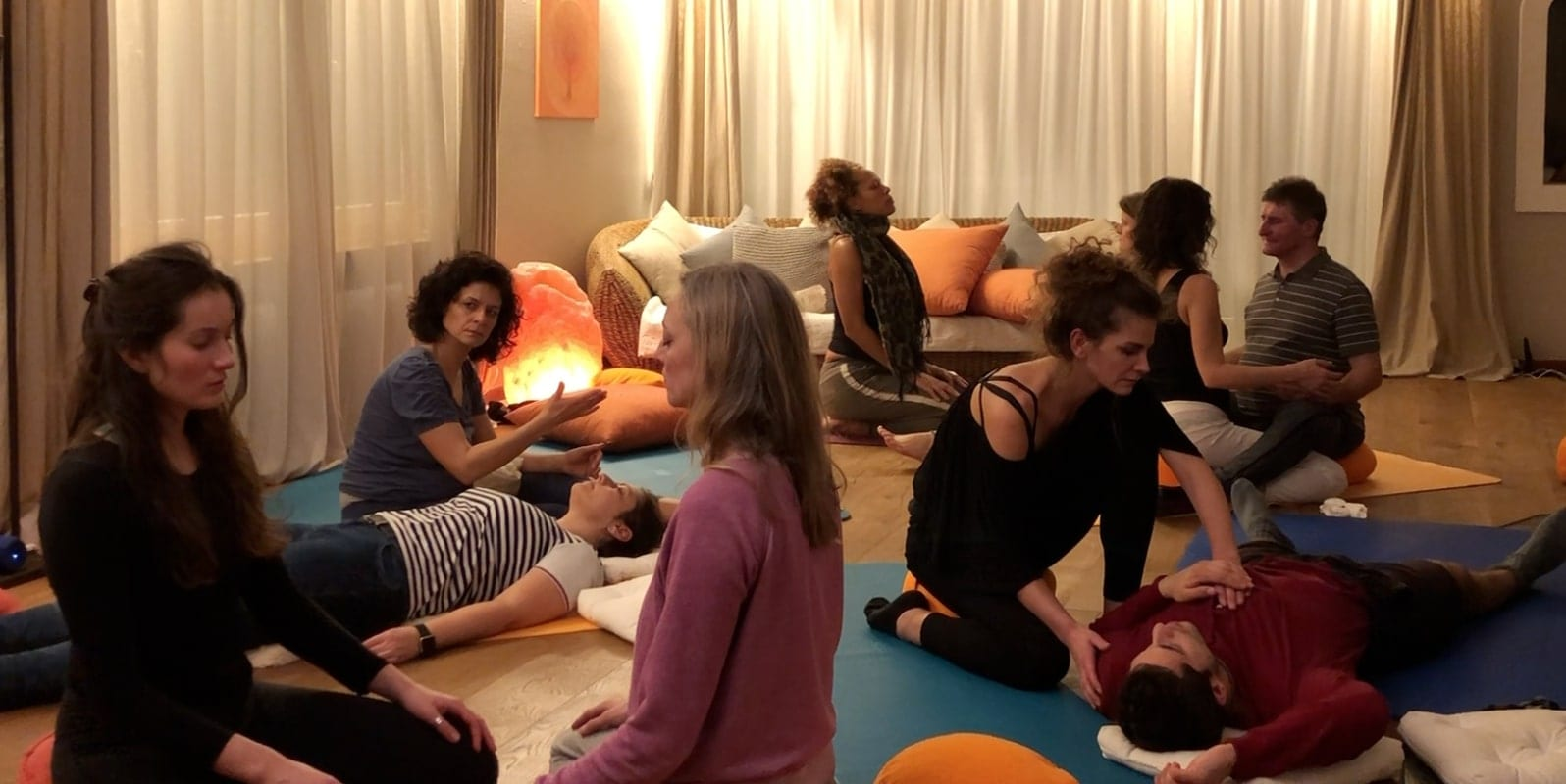 Kundalini Energy Workshop – video