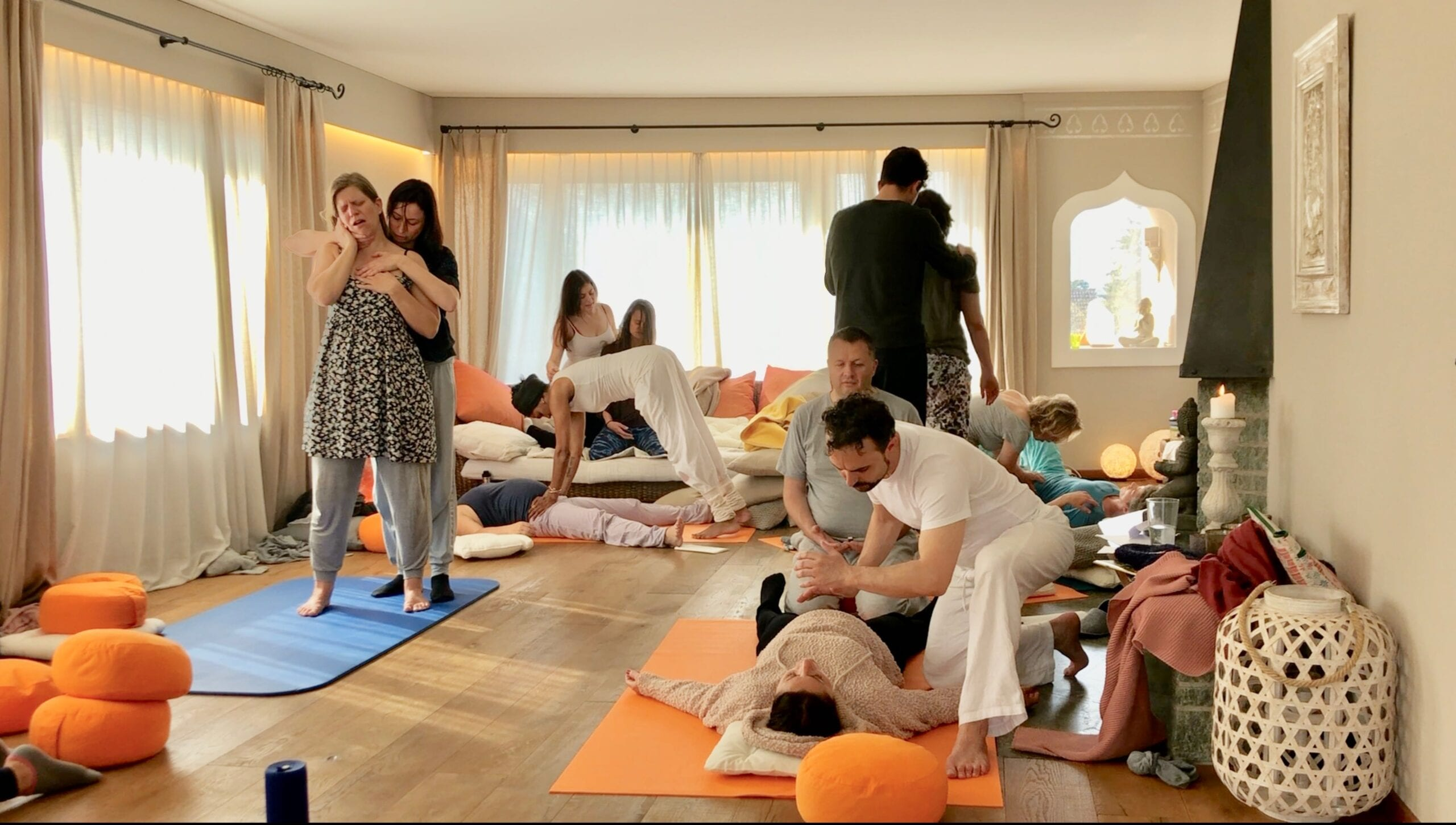 Kundalini Energy & Body De-armouring Workshop (video)