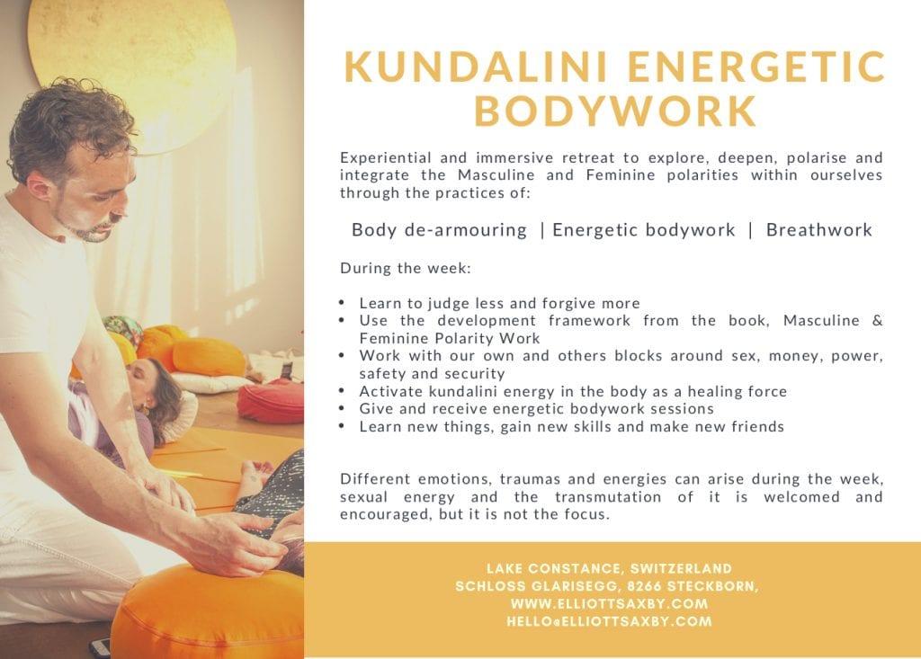 Kundalini bodywork