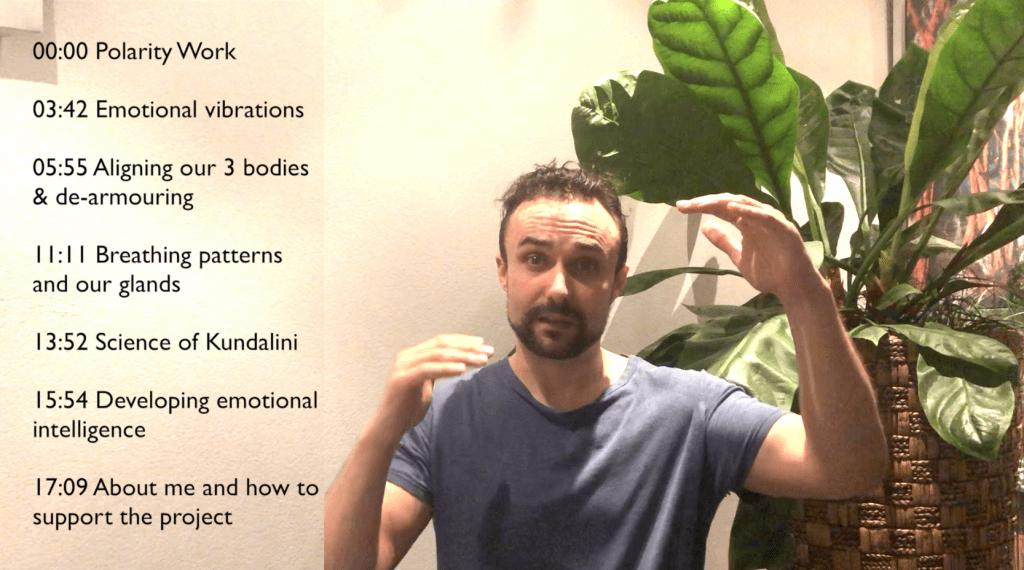 Kundalini mental health