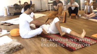 tantric body de-armouring arts